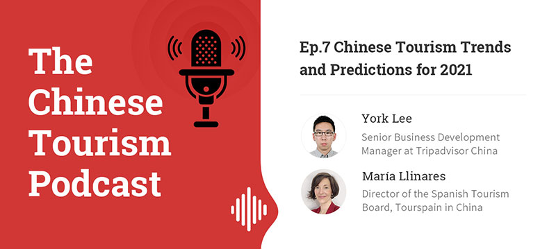 Chinese Tourism Trends and Predictions for 2021